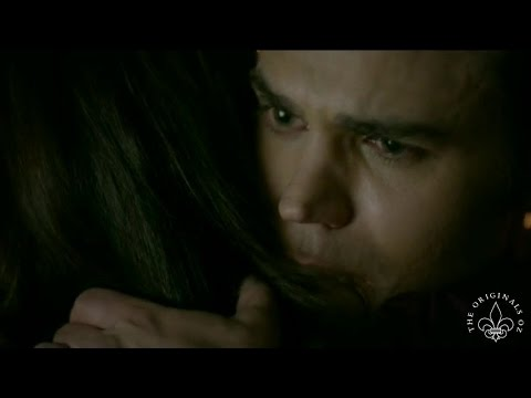 TVD 8x16 FINAL Stefan sacrificed himself. Stefan says goodbye to Elena. Stefan finds peace with Lexi