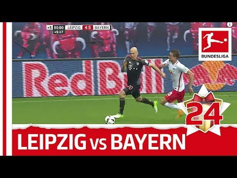 Full Bundesliga Match: Leipzig vs. Bayern - Bundesliga 2017 Advent Calendar 24