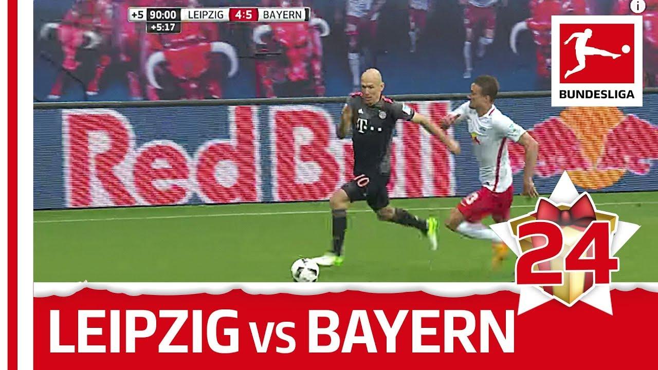 Download RB Leipzig 4-5 Bayern München - FULL Match - Bundesliga 2017 Advent Calendar 24
