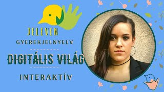 Jeleven online - INTERAKTÍV 13. - Digitális világ témakör