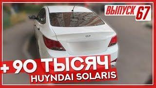 Повелся на свежий год. Hyundai Solaris 2015 АКПП