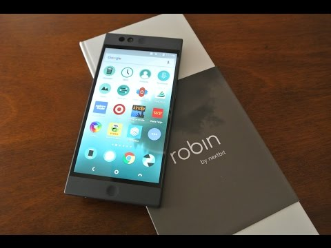Nextbit Robin: Unboxing & Initial Thoughts