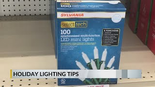 ENERGY EFFICIENCY WITH LED LIGHTS
