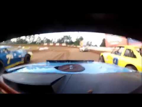 Crowley's Ridge Raceway 5-31-14 Factory Stock heat race
