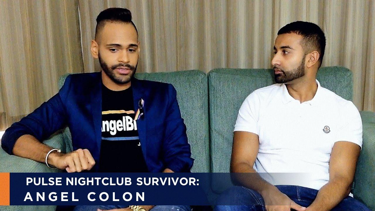 Resultado de imagen de Pulse Nightclub, Angel Colon survivor