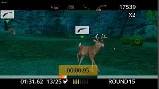Deer Drive - Deer Hunting Arcade - Wii Nintendo
