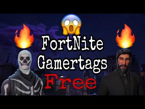 Gamertag Ideas Fortnite Tvaction Info