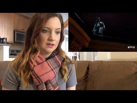 Jessica Jones Season 2 Trailer Reaction!!!