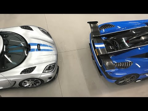 The $10 MILLION Detail! Is This The Most EXPENSIVE New Car To Come To Topaz? - 3x Koenigsegg Agera