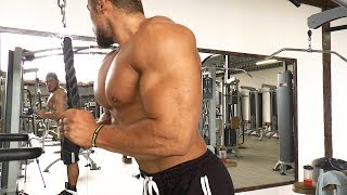 ARM Workout - NEW UNIQUE SUPERSETS for GROWTH
