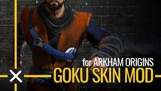 Video GOKU SKIN MOD - for Batman: Arkham Origins download MP3, 3GP, MP4, WEBM, AVI, FLV Agustus 2018