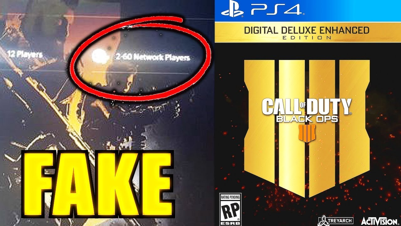 (BO4 Battle Royale) 60 Player Count can be FAKE - Black Ops 4 Battle Royale  | COD BO4