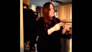 Cloverton Hallelujah Christmas ASL