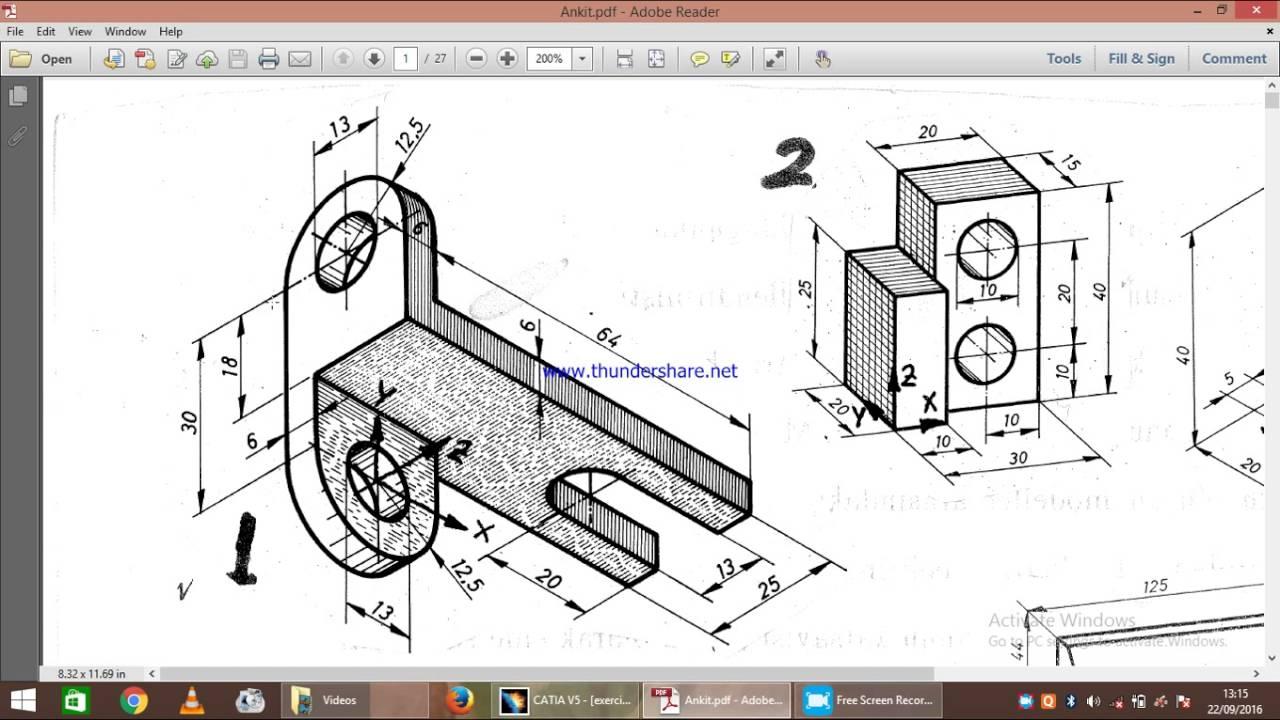 Catia V5 part Design Pdf