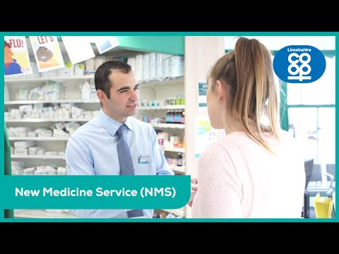 New Medicine Service at Lincolnshire Co-op Pharmacy