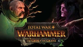 Total War: WARHAMMER - The Grim & The Grave Official Trailer (ESRB)