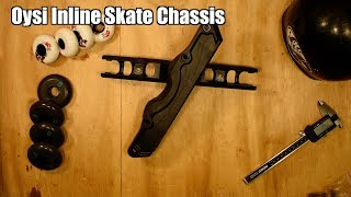 Oysi Inline Skate Frames REVIEW - Back To Blading