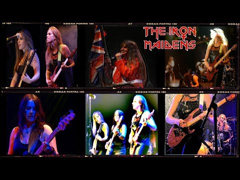 THE IRON MAIDENS Live (Iron Maiden Tribute)(Full Show)@ Warehouse Live Houston TX 3-22-19