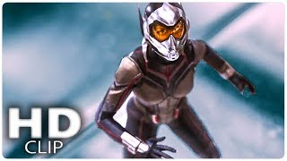 ANT MAN AND THE WASP Neue Clips + Trailer (2018)
