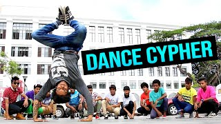 FREESTYLE DANCE CYPHER || COOL STEPS !!!