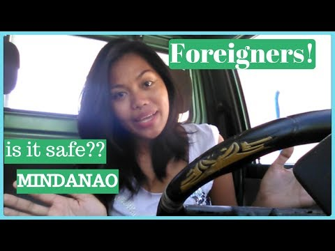 IS IT SAFE IN NORTHERN MINDANAO FOR FOREIGNERS???(vlog) -| Helmz Jordan
