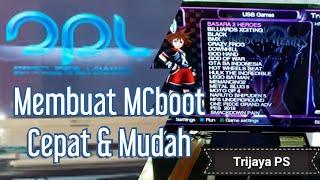Cara cepat membuat MCboot Multi PS2 Part II