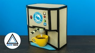 Simple Coffee Machine | DIY