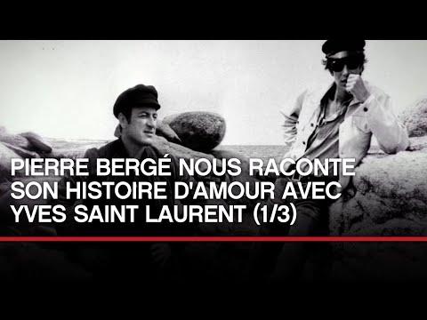 [INEDIT] Pierre Bergé nous raconte son histoire d'amour avec Yves Saint Laurent (Partie 01)