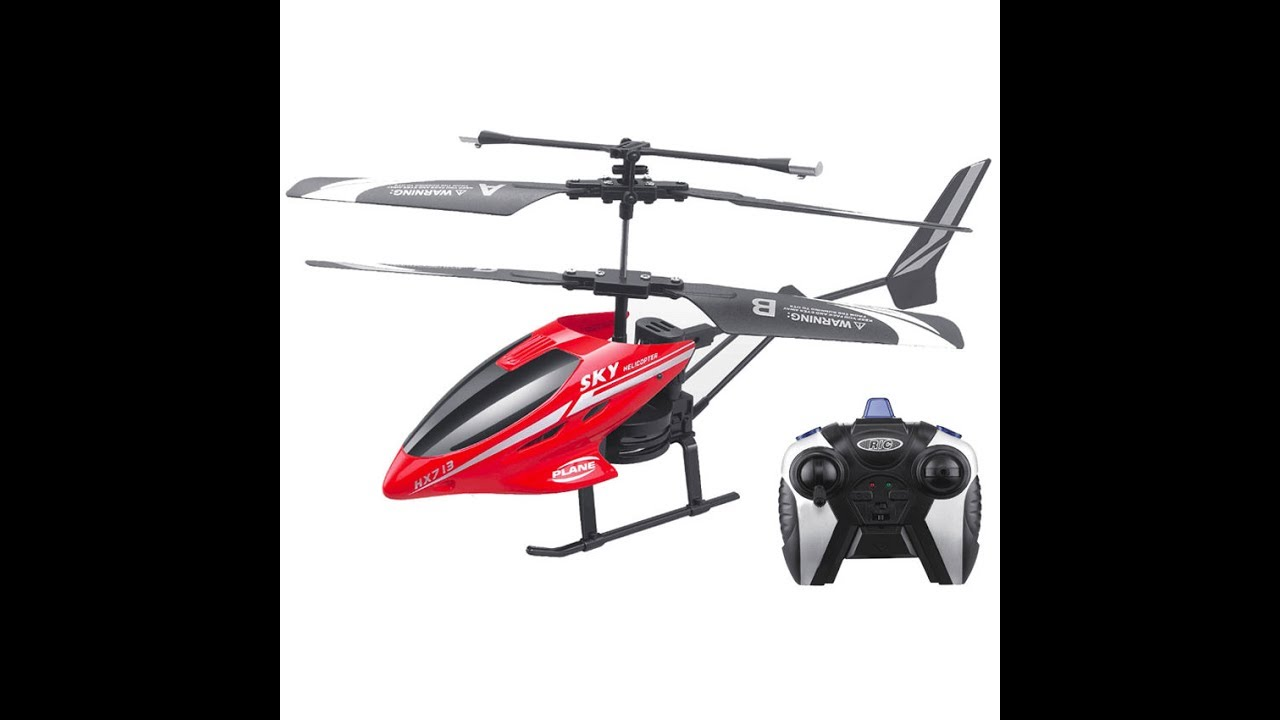 Sky Force Helicopter Review Youtube
