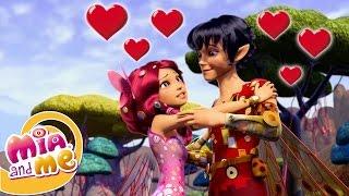 Mia and me - Bonne Saint-Valentin