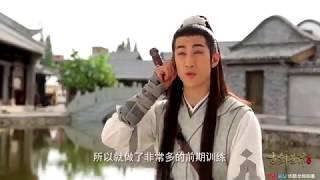 Aarif 李治廷 - Behind the Fighting Scenes in Legend of Ancient Sword 2 - 古剑奇谭二