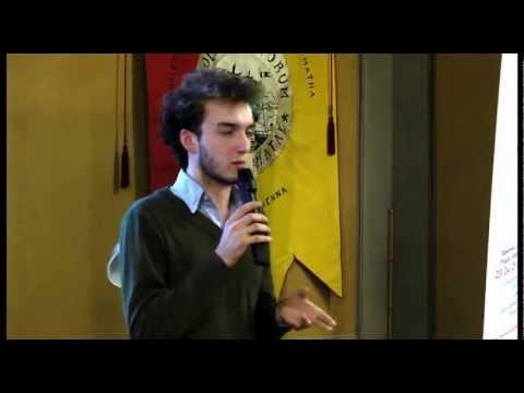 La lesson di Marco De Rossi di Oilproject a RFL 2012