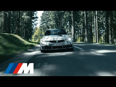 Shaping the icon. The all-new BMW M3 (G80 2020).