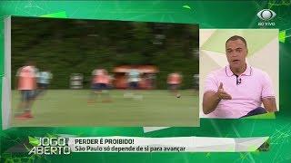 Denilson sobre Pato no Tricolor: Eu não contrataria!