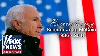John McCain dies at age 81