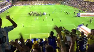 Boca vs Talleres 2018 / Final del partido
