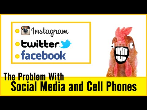 Social Media and Cell Phones F***ing Suck