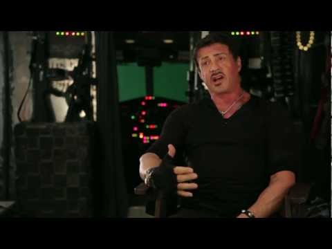 THE EXPENDABLES 2 - I Mercenari 2 - Behind The Scenes