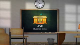 ASK Education center. Comercial by Sirak Ohanyan