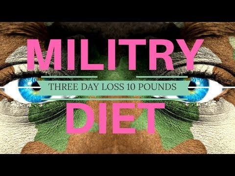 the-military-diet-with-substitute-|-how-to-lose-10-pounds-in-3-days