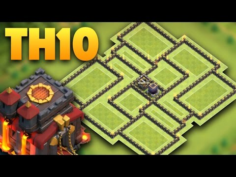 Town Hall 10 Farming Base 2017 | TH10 Best Base Protecting Rersources + Replays | Clash Of Clans