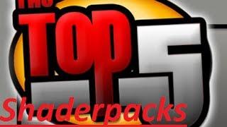 Top 5 Minecraft Shader Packs (1.8)