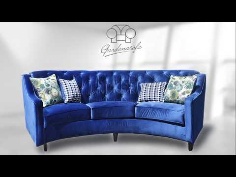 Gardena Sofa LLC Olivia & Leslie Customize