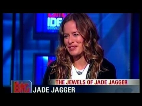Jade Jagger Interview