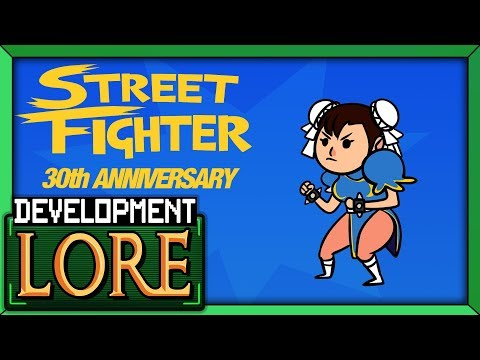 STREET FIGHTER Franchise History Ft. Maxmilian Dood | Development LORE In A Minute!