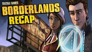 An Epic Borderlands Story Recapitulation!