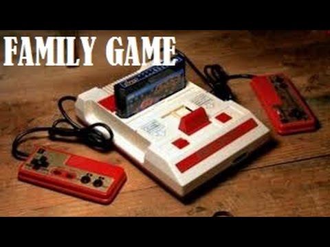 Unboxing Una Consola Retro Family Game Youtube
