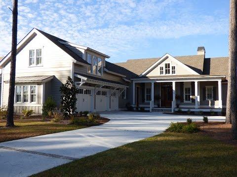 New Hampton Lake Luxury Model Home