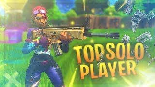 🔴 TOP PS4 SOLO PLAYER ~ 2400+ WINS 🏆 ~ GOOD CONSOLE BUILDER ~ (Fortnite Battle Royale)