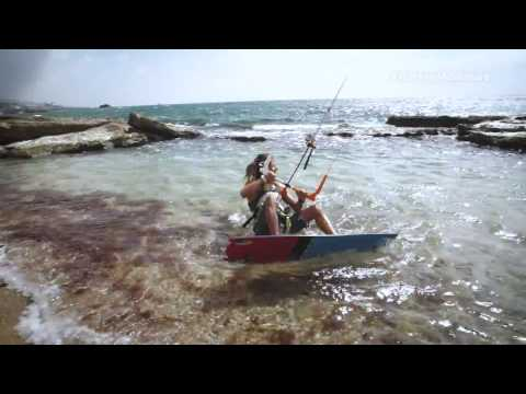 Kitesurfing in Lebanon | Weekend Adventure No. 5